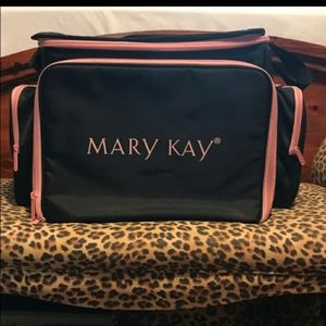 Mary Kay Large Make Up Bag (Case Tote) Consultant